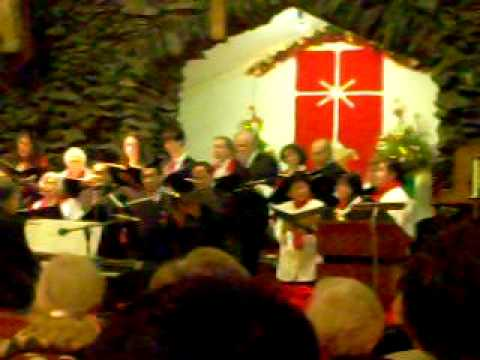 """Christmas Concert '09""@ Oceanside L.I,New York""-""One Tiny Child"""