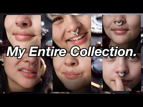 Septum Piercing Rings : All information about - Risks & Painful  & Healing Piercing