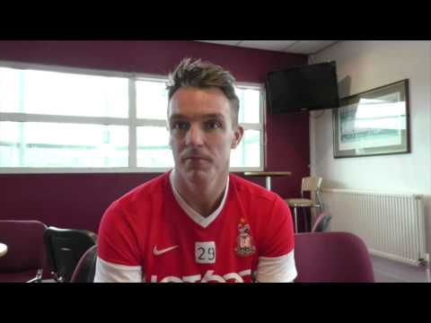 Tony McMahon's first interview as a Bradford player