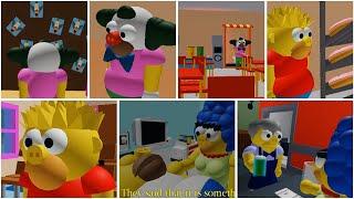 ROBLOX PIGGY THE PIGGYSONS ALL CUTSCENES