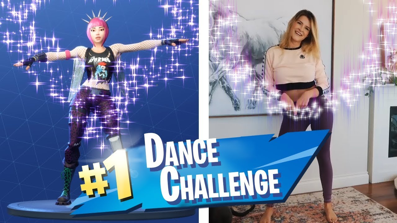 Fortnite Dance Challenge In Real Life Kittyplays Youtube - fortnite dance challenge in real life kittyplays