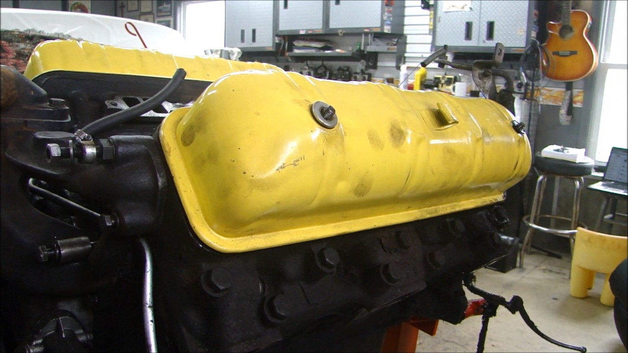 medium resolution of engine rebuilding disassembly of the 62 studebaker 289