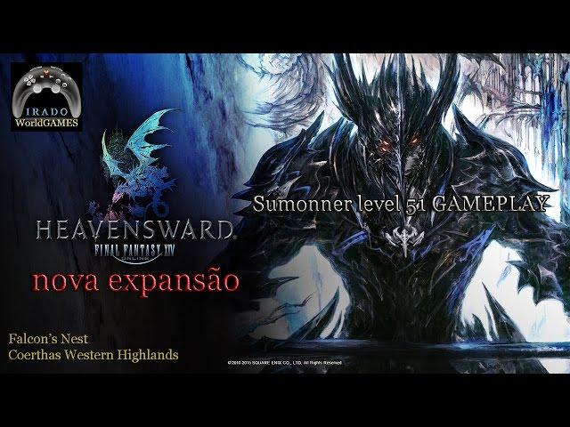 Final Fantasy XIV Heavensward \