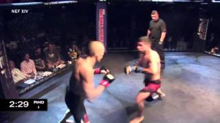 Ray Wood vs. Gabriel Baino