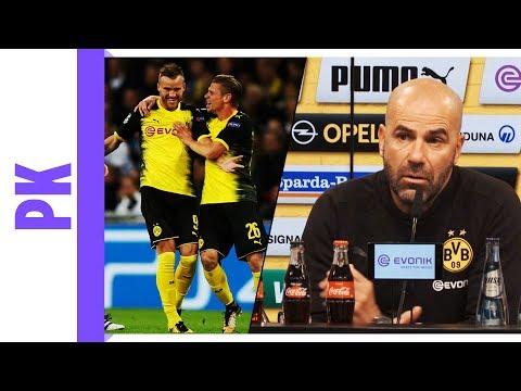 Bosz lobt Yarmolenko   BVB-PK vor HSV