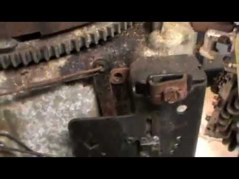 Briggs And Stratton Vertical Shaft Throttle And Governor