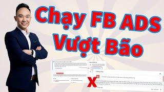 Cách Chạy FB ADS Vượt Bão  Phạm Đức Tiệp  Đào Tạo Marketing Online 4.0