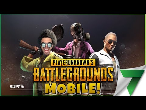 PLAYING FOR THE FIRST TIME!! | PUBG Mobile