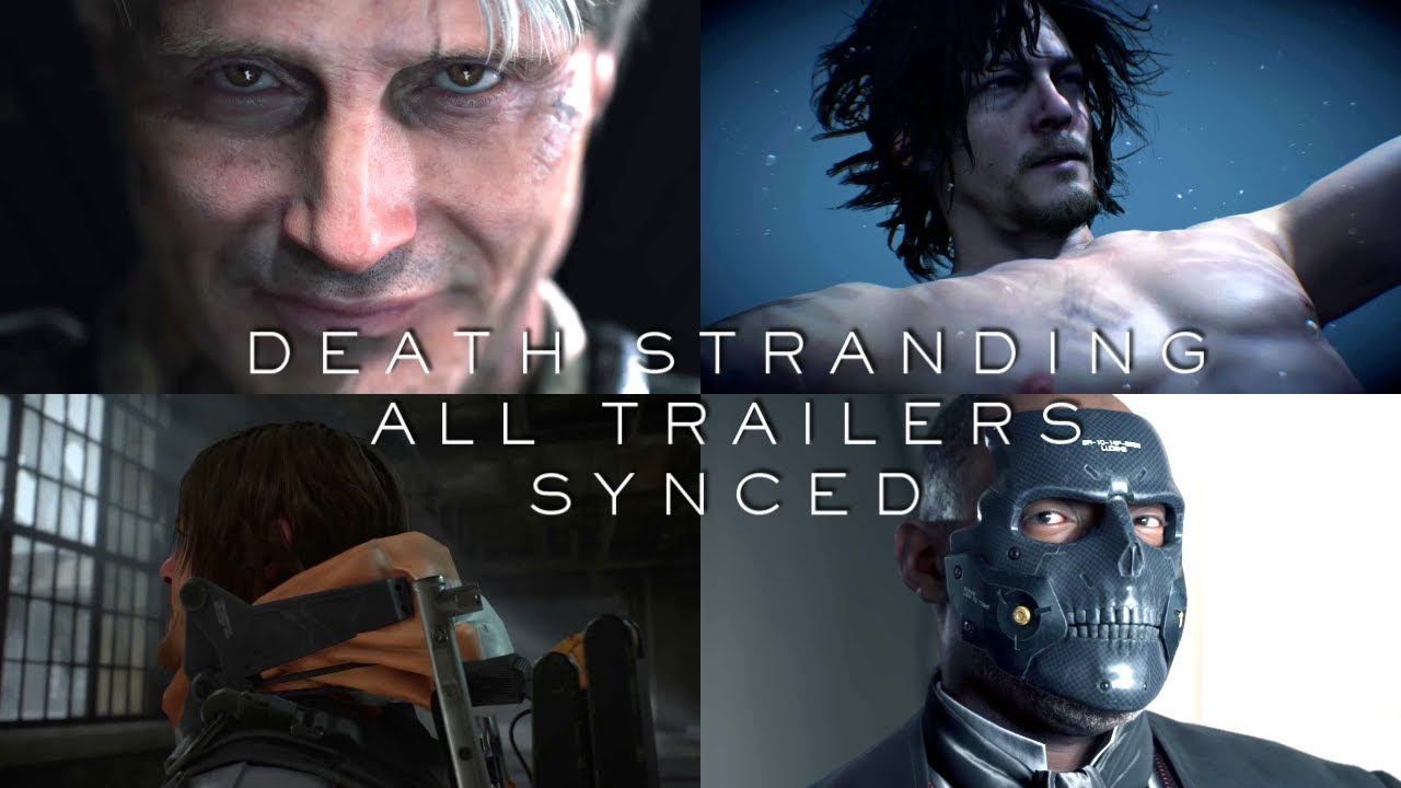 Death Stranding's best moments are its quietest