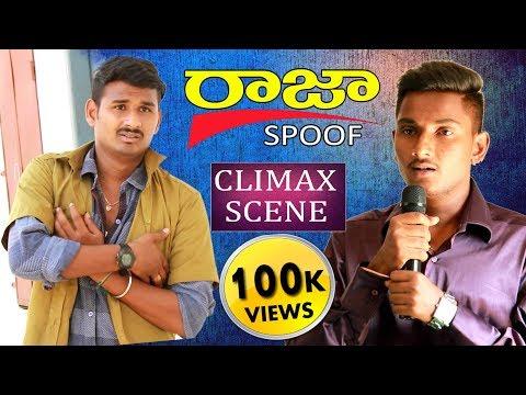 Raja Spoof | Climax scene 2018