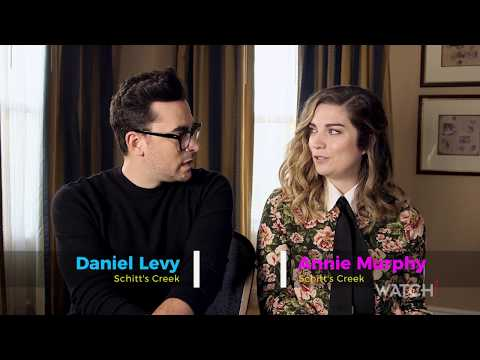 5 Questions with the Cast of Schitt's Creek
