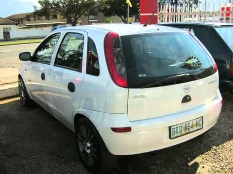 2004 opel corsa 1 4 comfort auto for sale on auto trader south africa youtube. Black Bedroom Furniture Sets. Home Design Ideas