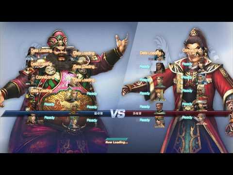 Dynasty Warriors Online Z  Saturday ShowDown