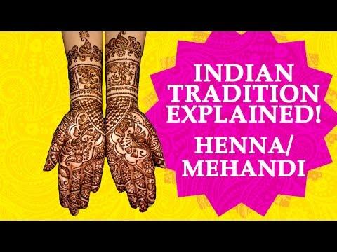 Mehendi Henna - Why do Indian Women Apply Mehendi on Hands & Feet