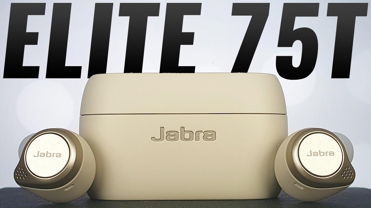 Download The BEST Workout Earbud (Jabra Elite 75t ANC) Still 100% Worth It in 2021!