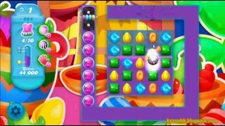 Candy Crush Soda Saga - Level 864 (No boosters)