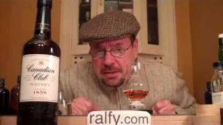 whisky review 107 - Canadian Club (Barrel Blended)