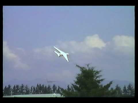 1989 Abbotsford Airshow Day 1 - USAF Thunderbirds F-16, AN-225, F-4 Phantoms, CF-18 Hornet