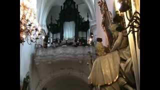 Marsz weselny R. Wagnera - chór Marianum