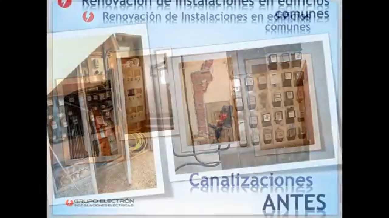 Electricistas en madrid centralizaci n de contadores youtube - Electricistas en madrid ...