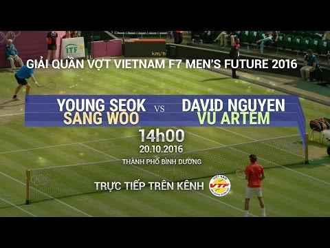 YOUNG SEOK/SANG WOO VS DAVID NGUYEN/VŨ ARTEM - MEN'S FUTURE 2016