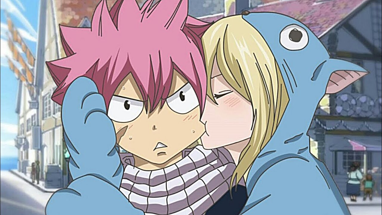 Anime Couple Names top 10 couples fairy tail ♡