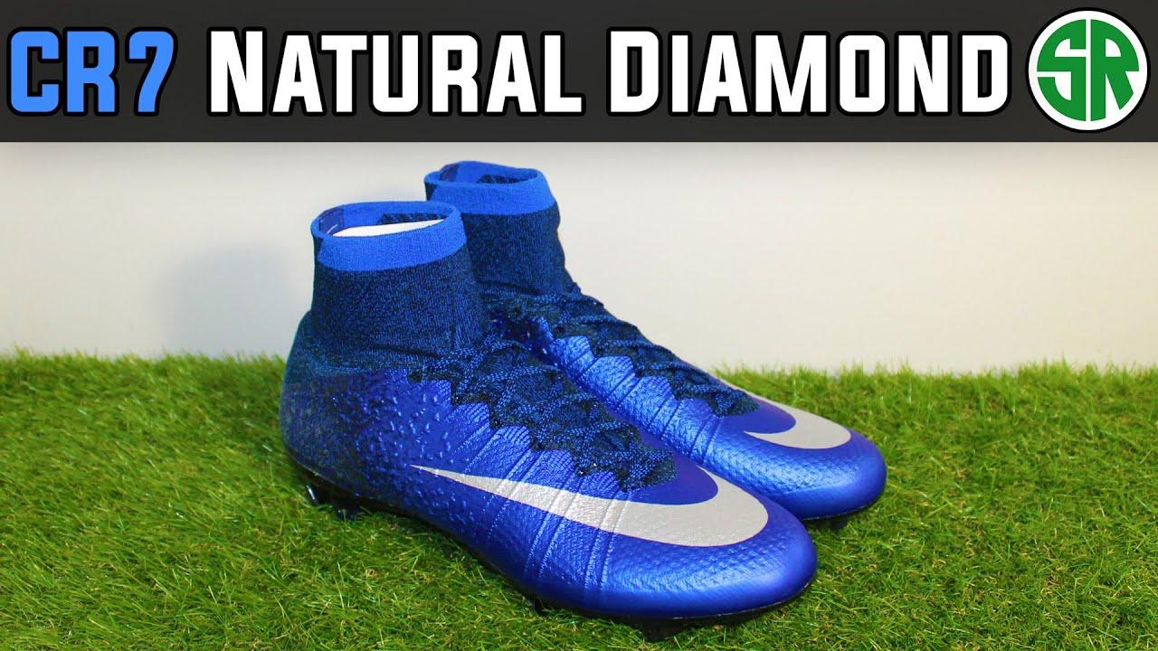 4072c950205 Nike CR7 Mercurial Superfly IV - Natural Diamond Cristiano Ronaldo Soccer  Cleats