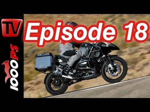 1000PS Wochenshow | Aktuelle Motorradnews-Episode 18 Foto