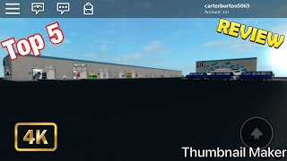 Top 5 car wash games on roblox