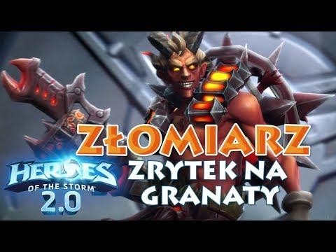 Złomiarz, zrytek na granaty | Heroes 2.0