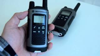 Motorola TLKR T80 Walkie Talkie Long Term Test PMR446 Radio Review