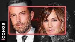 Ben Affleck reconoció que aún ama a Jennifer Garner