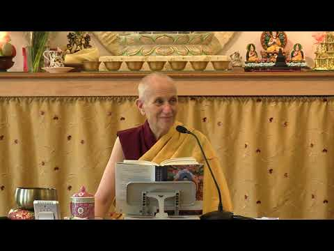41 Approaching the Buddhist Path: Eight Verses of Thought Transformation Verses 1-2 06-08-19