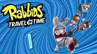 Let's Play: Rabbids Travel in Time - Episode 1