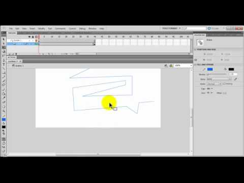 how motion guide layers works in flash cs5 mp4 youtube rh youtube com Adobe Flash CS5 Cover Adobe Flash CS5 Cover