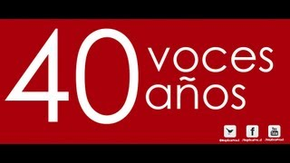 "Chile Trailer ""40 Voces, 40 Años"""