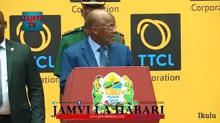Rais Magufuli alivyoruhusu Wafanyakazi TTCL Kuongezwa Mishahara