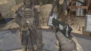 Call Of Duty MW2 №2. Жестокие персонажи(