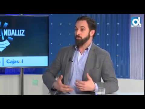 Santiago Abascal se somete a las preguntas de cinco periodistas criticos