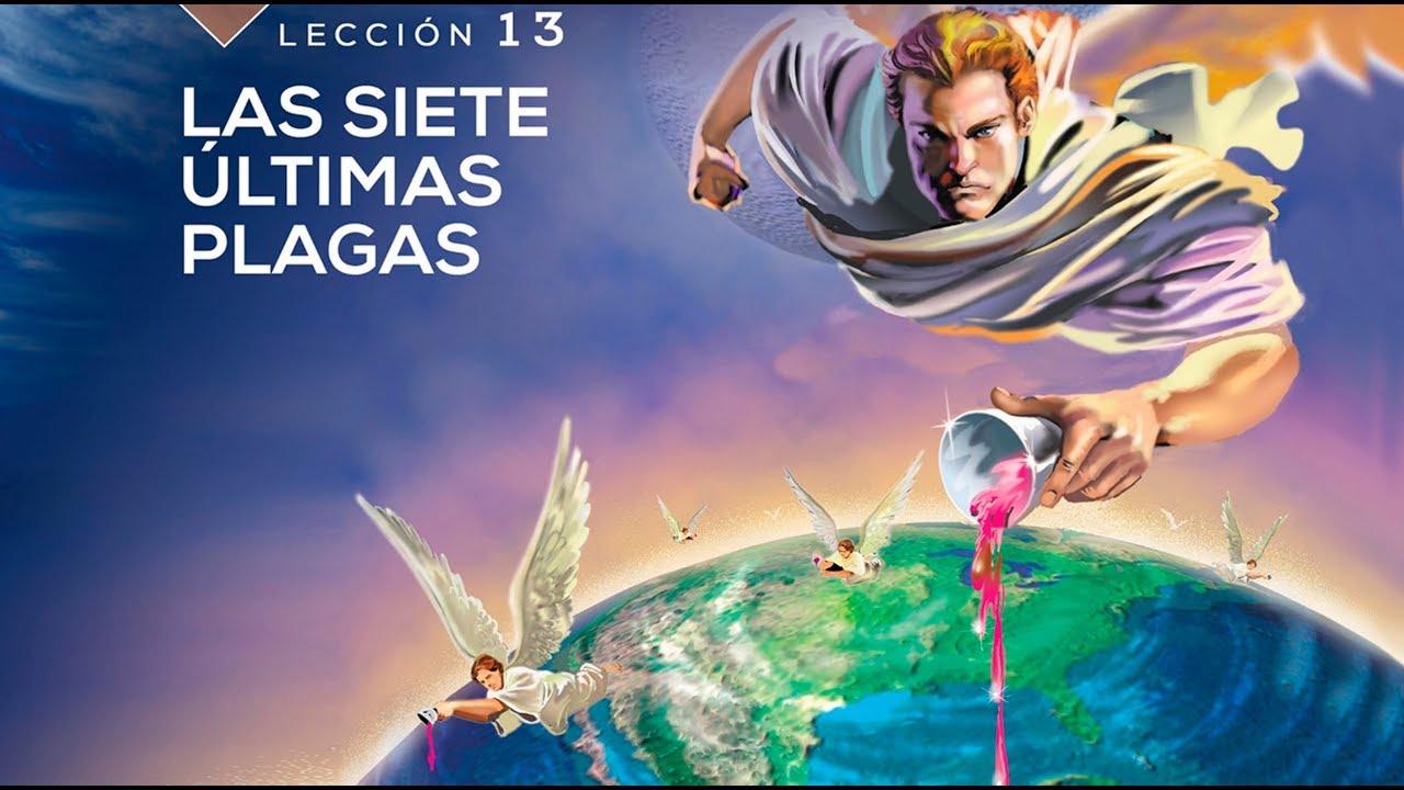 Biblia Fácil - Apocalipsis - 13 - LAS 7 ÚLTIMAS PLAGAS