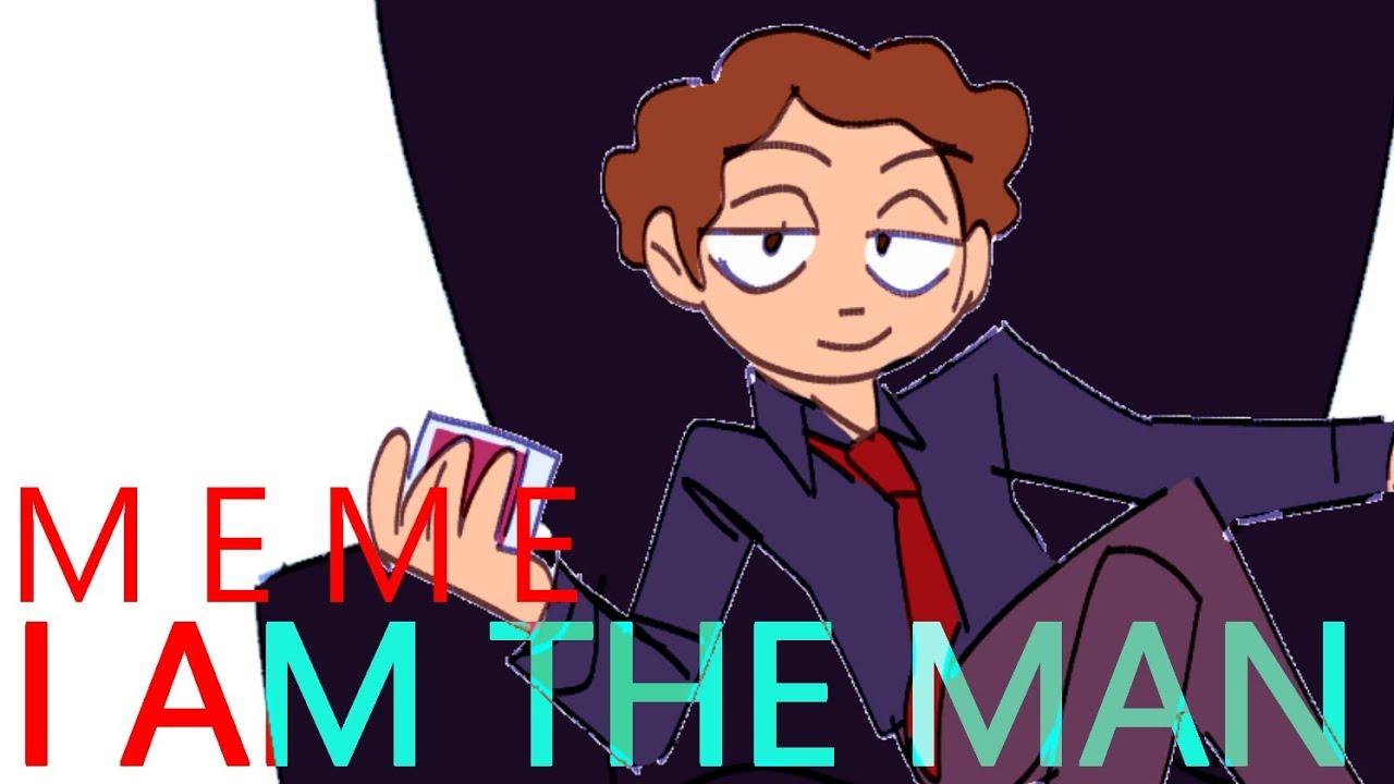 meme i am the man evil morty youtube