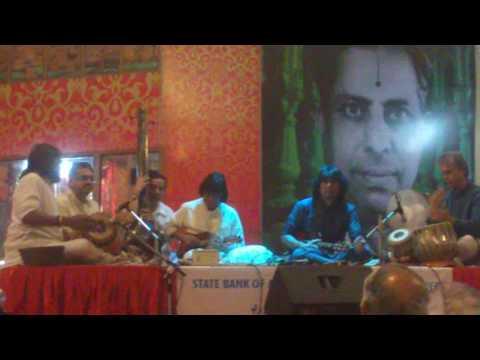 Mandolin Srinivas playing Kanada ragam