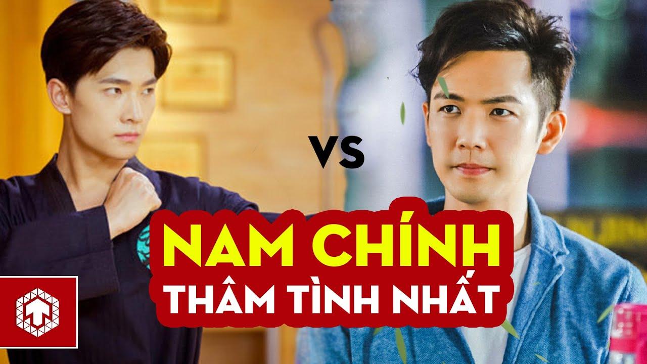 Top 10 Nam Chính Thâm Tình Nhất Của Phim Trung Quốc | Ten Asia