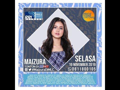 MAIZURA - Morning Live Chat Pro 2 FM RRI Jakarta -(Live Video Corner RRI)