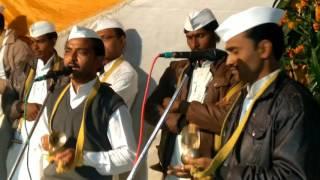 Amit Karadbhajne or Kishor Chodhari yanchi kirtan Chal bichhwa baggu