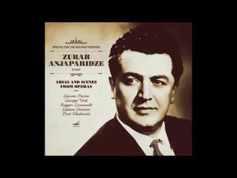 Zurab Anjaparidze Celeste Aida 1962