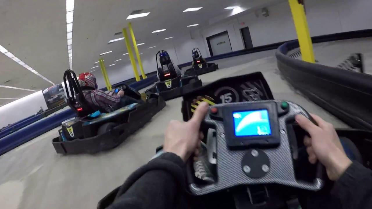 NH1 MotorPlex 4-16-18 walk-in race # 1 with Kris & Jody - YouTube