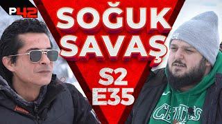 Gambar cover GÜLERSEN, KAYBEDERSİN!   Soğuk Savaş S2E35 w/İsmail Hacıoğlu, Öykü Çelik, Ogün Kaptanoğlu