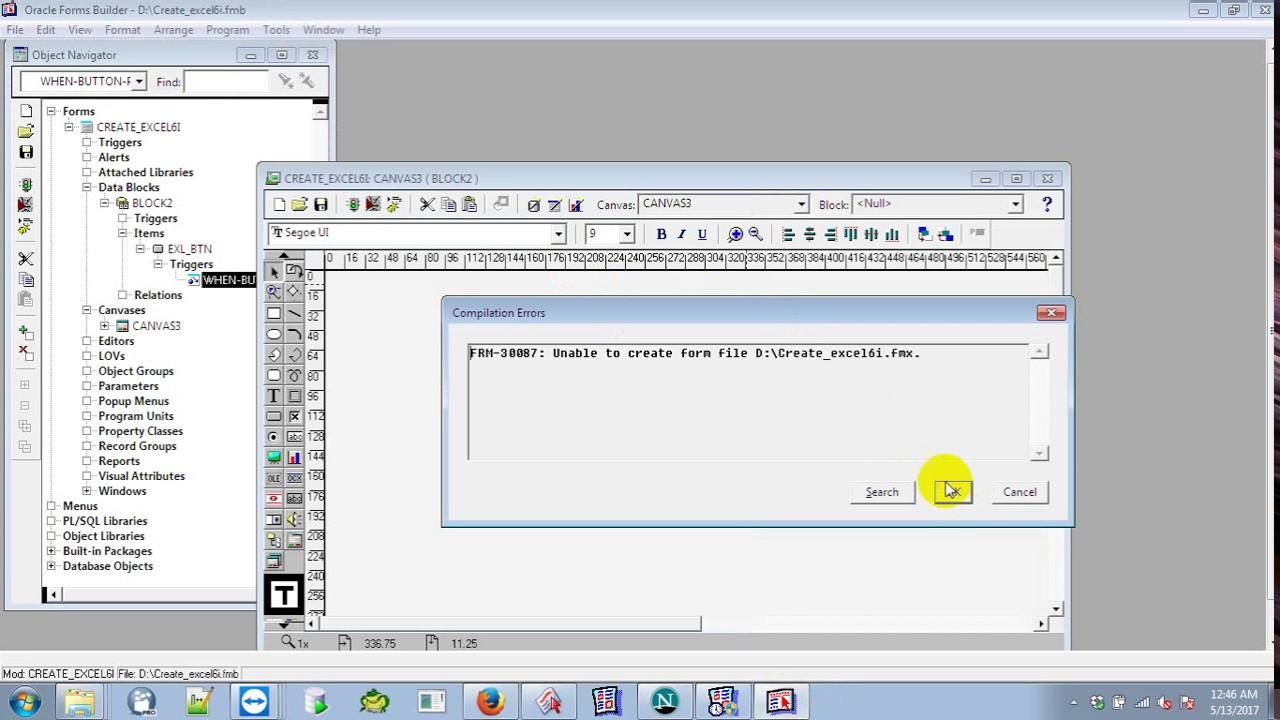 Oracle Reports 6i Tutorial Pdf