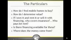 How Do I Determine Mobile Home Value?